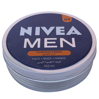 Nivea Men Creme Fairness Tin 150ml