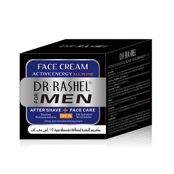 DRL-1411 Actity Energy Face Cream for Men