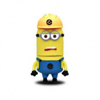 Chikili Minion Construction Worker Kevin USB (8 GB)