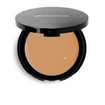 Glo Skin Pressed Base - Honey Medium