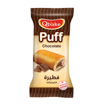 Qbake Chocolate Puff