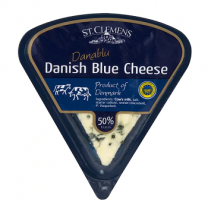 St.Clemens Danish Blue Cheese, 100grams