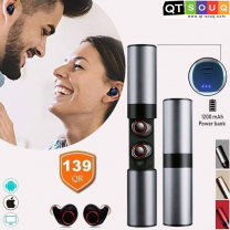 Stylish Bluetooth Speaker Power Bank, Assorted Color