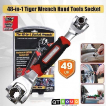 48 in 1 Tiger Wrench Hand Tool Socket