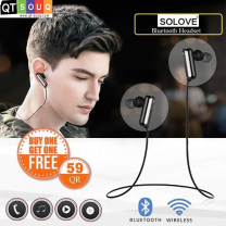 Solove Bluetooth Headset (Buy 1 Get 1 Free)