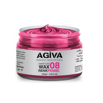 Agiva Color Wax Temporary Pink A-T-0
