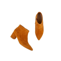 Mellow Yellow Heel Boots Castyle Camel