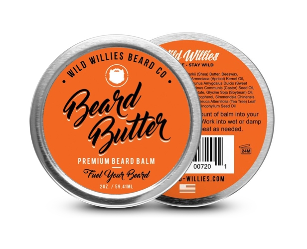 Wild Willies Beard Wax