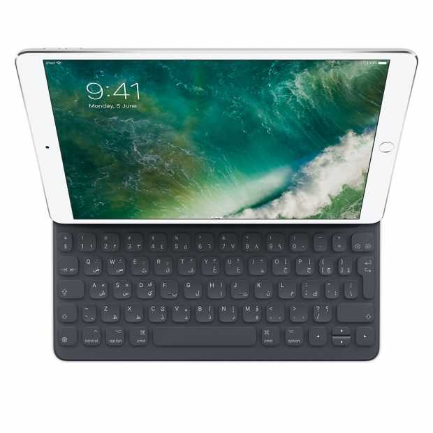 Apple Smart Keyboard for IPad Pro 10.5inch English/Arabic MPTL2AB/A