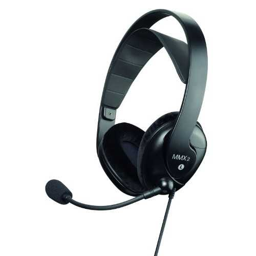 Beyerdynamic Closed Back Multimedia Headphone MMX2, Black